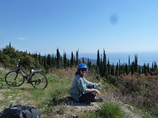 Gruda, โครเอเชีย: Bicyling around the Konavle area - Bike tour organized by Tomislav Coric - Viator Travel Dubrovn