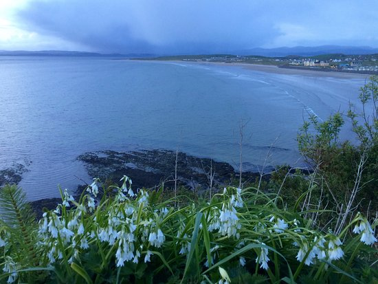Rossnowlagh, Irlanda: View Rossnowlach beach