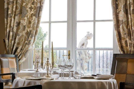 Restaurant 2 étoiles Michelin Picture Of La Cote Saint