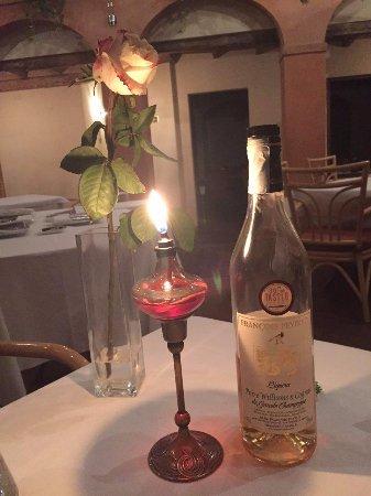 Bagnara di Romagna, Italien: COGNAC... wooow!
