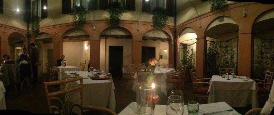 Bagnara di Romagna, Italien: LOCATION