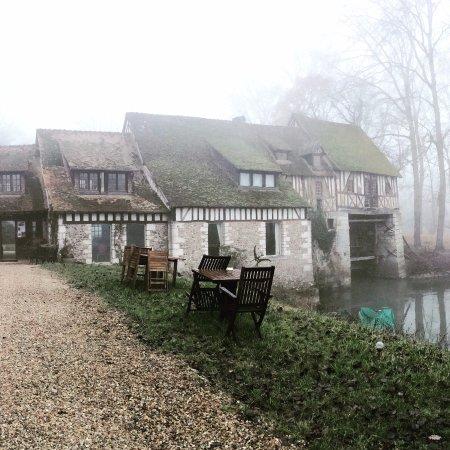 Ande, Frankreich: Le Moulin d'Andé