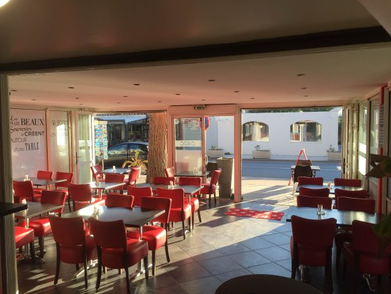 Restaurant O'Bdc: SALLE RESTAU