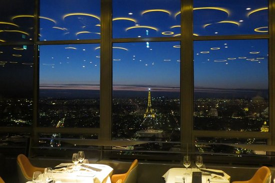 Panorama fantastico - Bild von Le Ciel de Paris, Paris - TripAdvisor