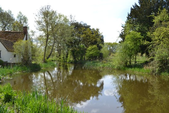 East Bergholt, UK: Haywain