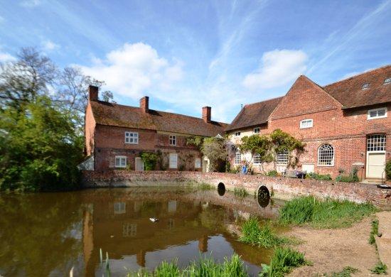East Bergholt, UK: Mill