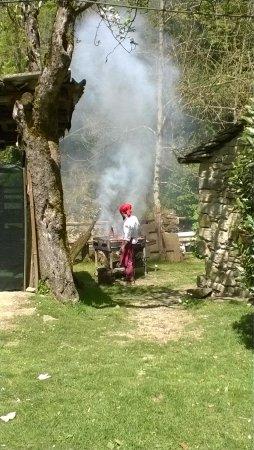 Castiglione Dei Pepoli, Italië: La griglia