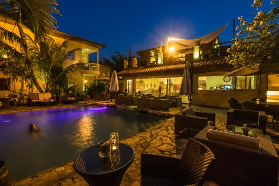 La villa boutique hotel accra ghana omd men och for Boutique hotel uzuri villa