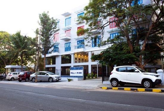 Villa Park Hotel In Mysore