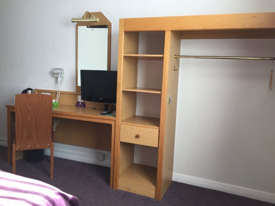Hatfield, UK: our room