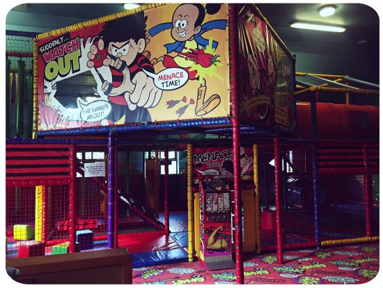 Brewers Fayre Castlewood: A picture of the play area
