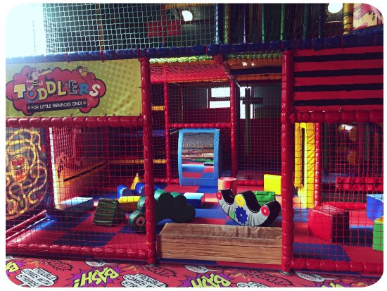 Brewers Fayre Castlewood: The toddler area