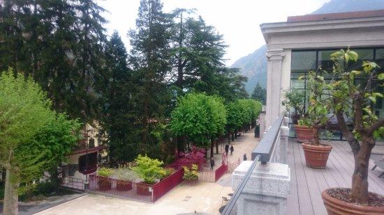 Terrazza Picture Of Qc Terme San Pellegrino San