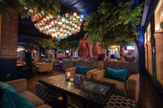 one of the best sisha in town - Review of Shisha Cafe, Jakarta