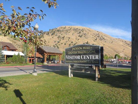 Jackson Hole, WY: Outside view
