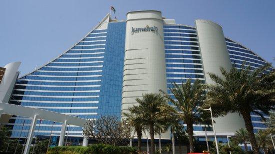 Jumeirah Beach Hotel Resmi