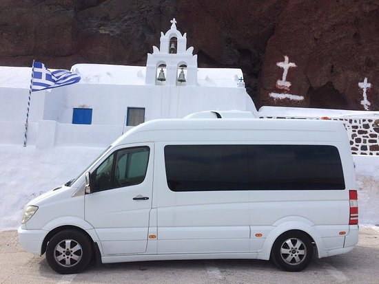 Santorini Port Super Shuttle