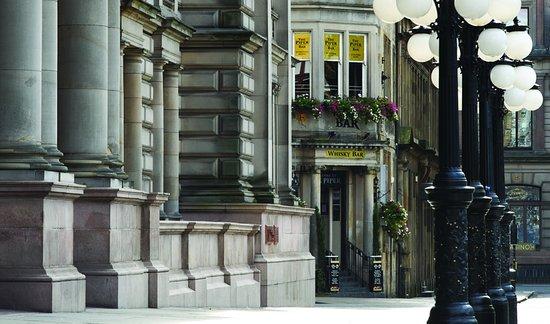 The Piper Bar Glasgow: The Piper Bar
