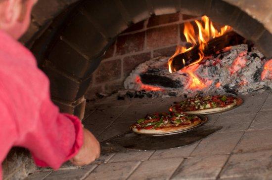 Wahgunyah, Australia: Wood Fired Pizza