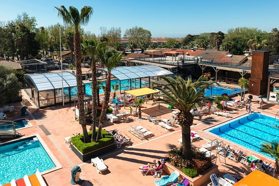 Camping club les sablons updated 2017 prices - Camping frejus avec piscine ...