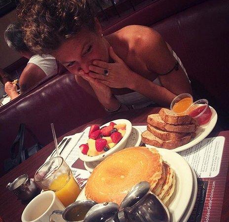Du-Par's Restaurant and Bakery: Amazing pancakes ❤️