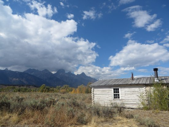 Moose, WY: Chapel of the Transfiguration