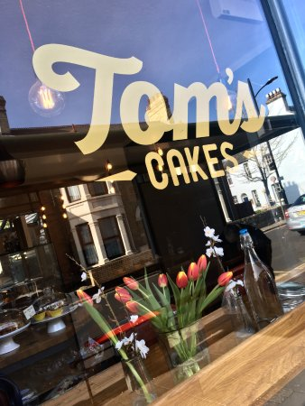 Tom S Cakes Cambridge Mill Road