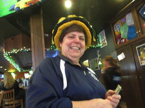 Blaine, MN: Meat Raffel Seller gal