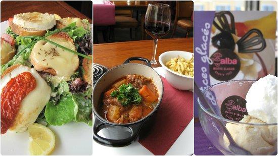 Restaurant Tea Room Hug: Pour un menu à la carte qui fait du bien