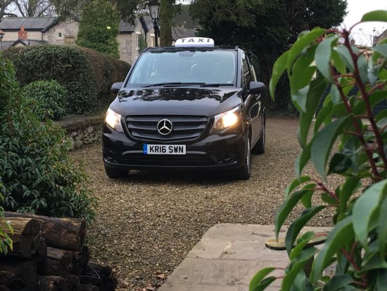 Chauffeur & Taxi Services in Helmsley