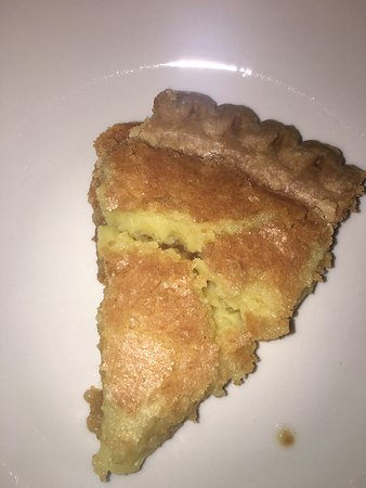 Marks Feed Store: Buttermilk pie. Wonderful.