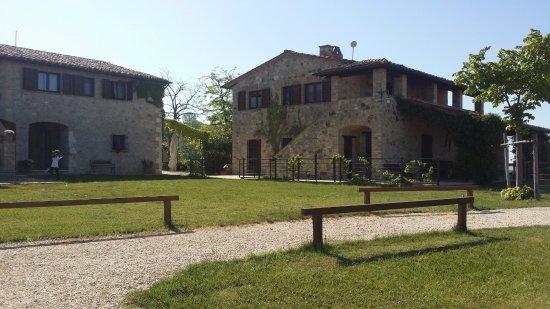 Bilde fra Lugnano in Teverina