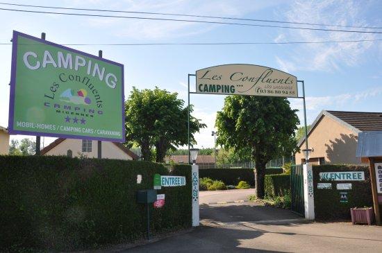 Camping Les Confluents