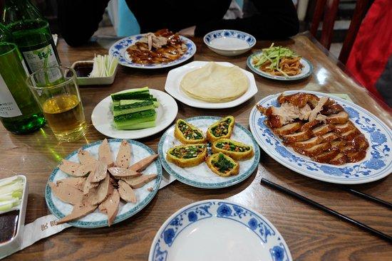 Essen picture of beijing liqun roast duck qian mendian for Asia cuisine ulm