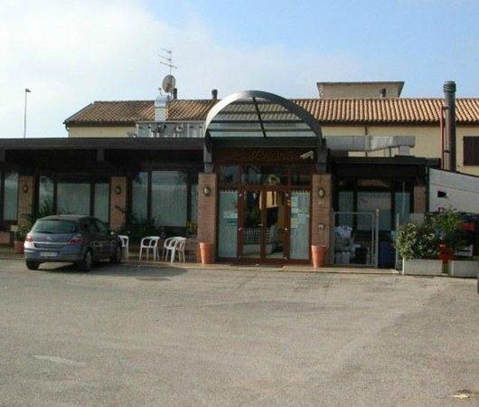 Camerano, อิตาลี: Parcheggio