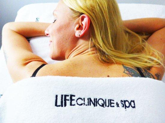 Life Village & Terme Gallarate: Estetica: trattamento corpo