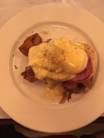Balthazar: Eggs Benedict. Delicious and perfect!