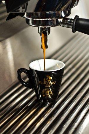 Badacsonytomaj, Hungría: Perfero kávé
