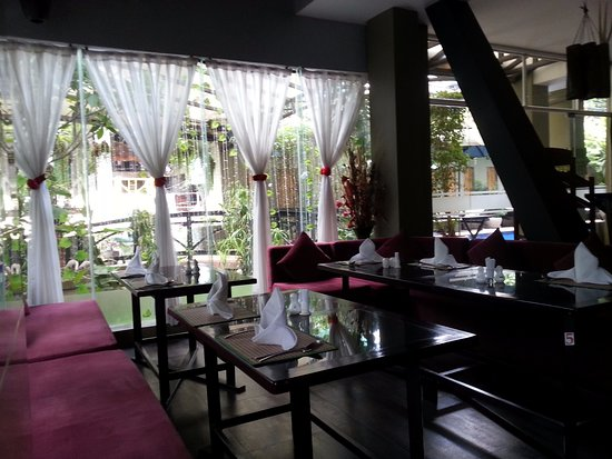 King Grand Suites Boutique Hotel II: The restaurant