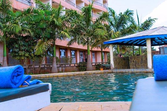 outdoor pool picture of rainbow ruiru resort thika tripadvisor