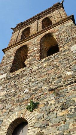 Almonaster La Real, Spanyol: The former minaret