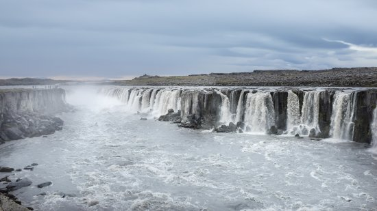 Lake Myvatn, Islandia: Toda una bendición haber visto esto en persona...
