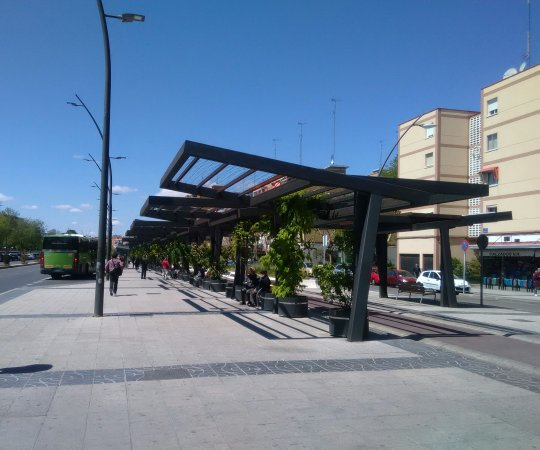 Avenida de Portugal.