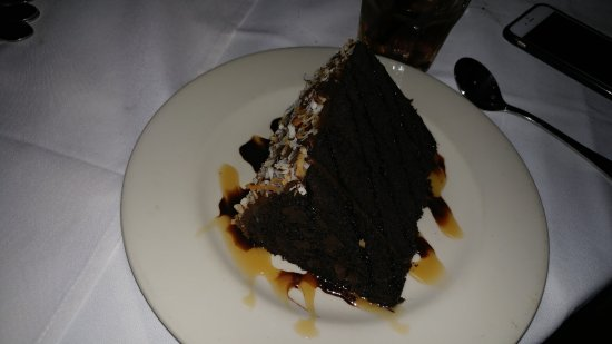 Cool River : Chocolate cake