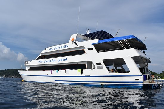 Чалонг, Таиланд: The boat