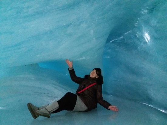 Oberland bernés, Suiza: Ice Palace Jungfrou
