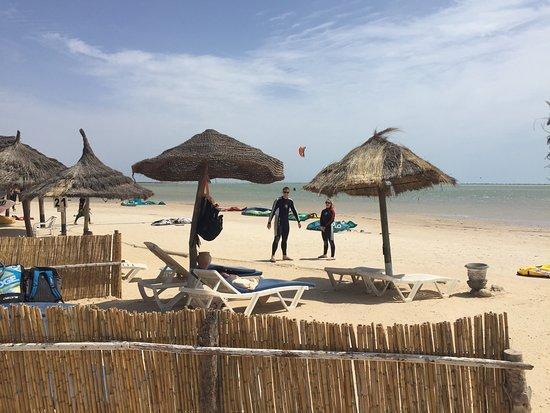Kitesurf Les Dauphins Djerba
