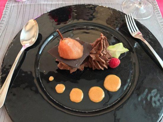 Flayosc, França: Vi valgte dette sted til en afskedsfrokost med frankrig ud fra tripadvisor og må sige det holder