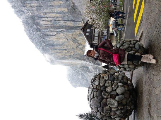 Lauterbrunnen Valley Waterfalls: Breathtaking views of Waterfalls at Lauterbrunnen