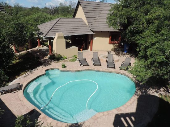 Marloth Park, Sydafrika: Villas Pool    Jabula Pool